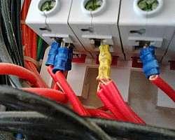 Fábrica de cabos elétricos