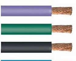 Terminais para cabos elétricos