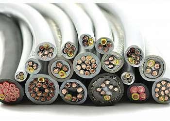 Industria de cabos elétricos