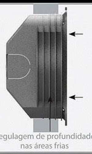 Caixa de passagem 4x2
