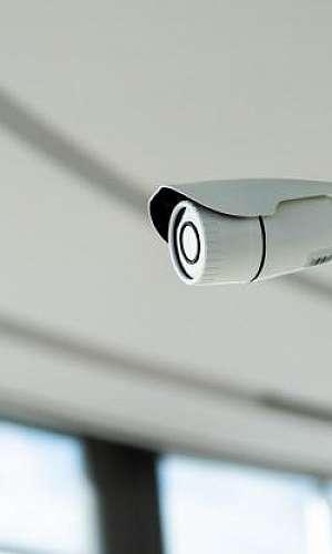 Câmeras de segurança para escritórios