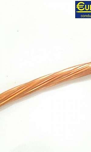 Empresa de cabo de cobre nú para para-raio