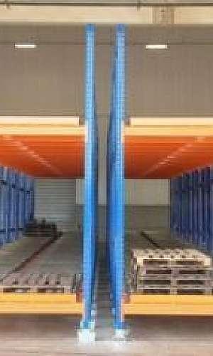 Empresa de locação de rack aramado
