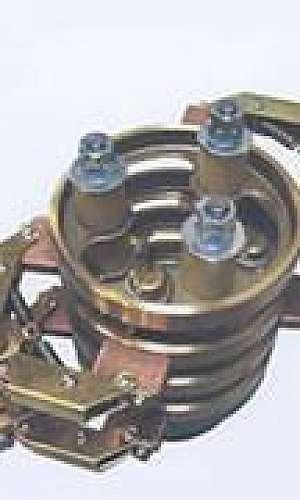 Enrolador de cabos elétricos