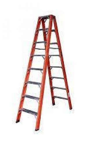 escada de fibra 8 metros