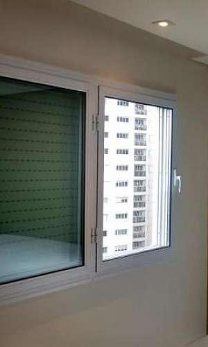 Janela acústica para apartamento
