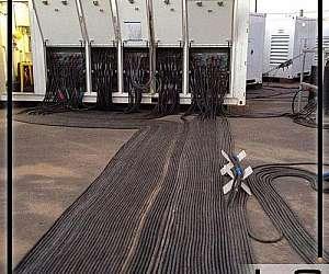 Locação de cabo epr flexível