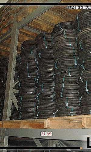 Locação de cabos para empresas de energia
