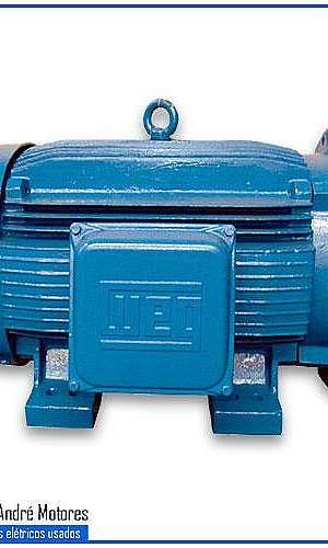 Motores Elétricos Trifásicos Usados a Venda