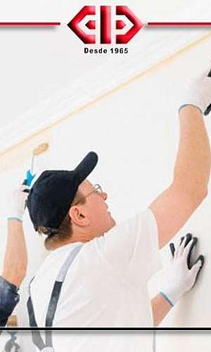 Prestação de serviços de pintura predial