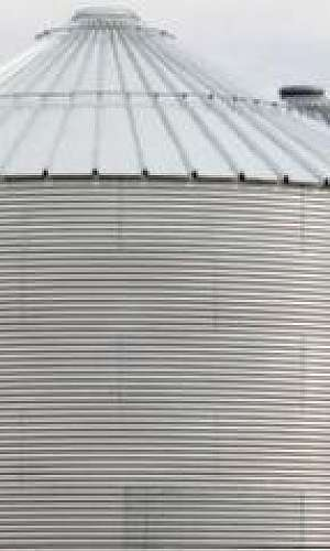 Proteção para silos