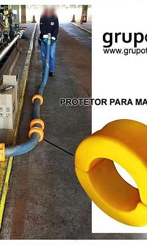 Protetores de mangueiras industriais