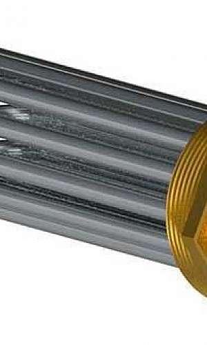 Resistência elétrica tubular